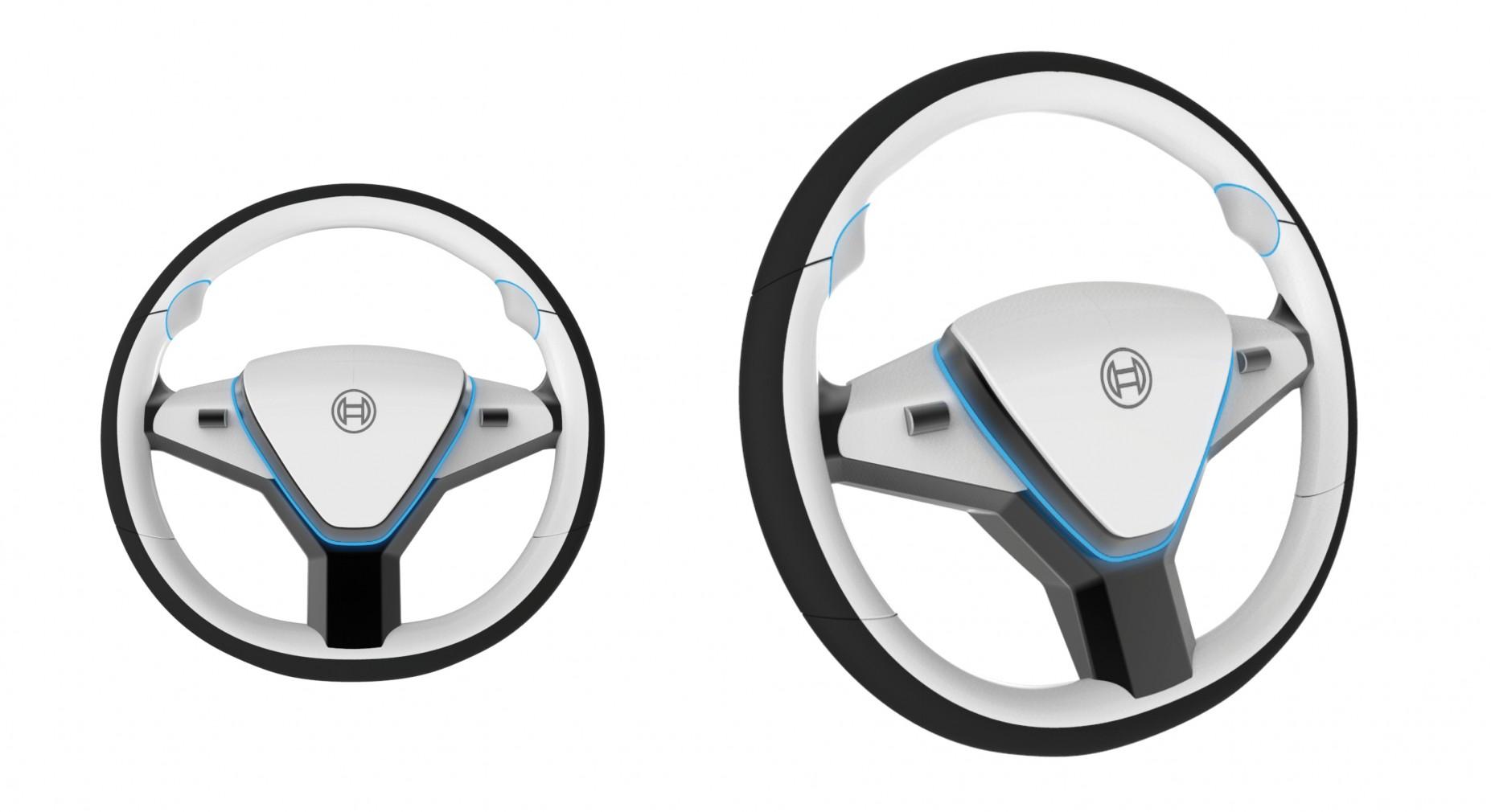 Bosch-Steering Wheel -Armrest