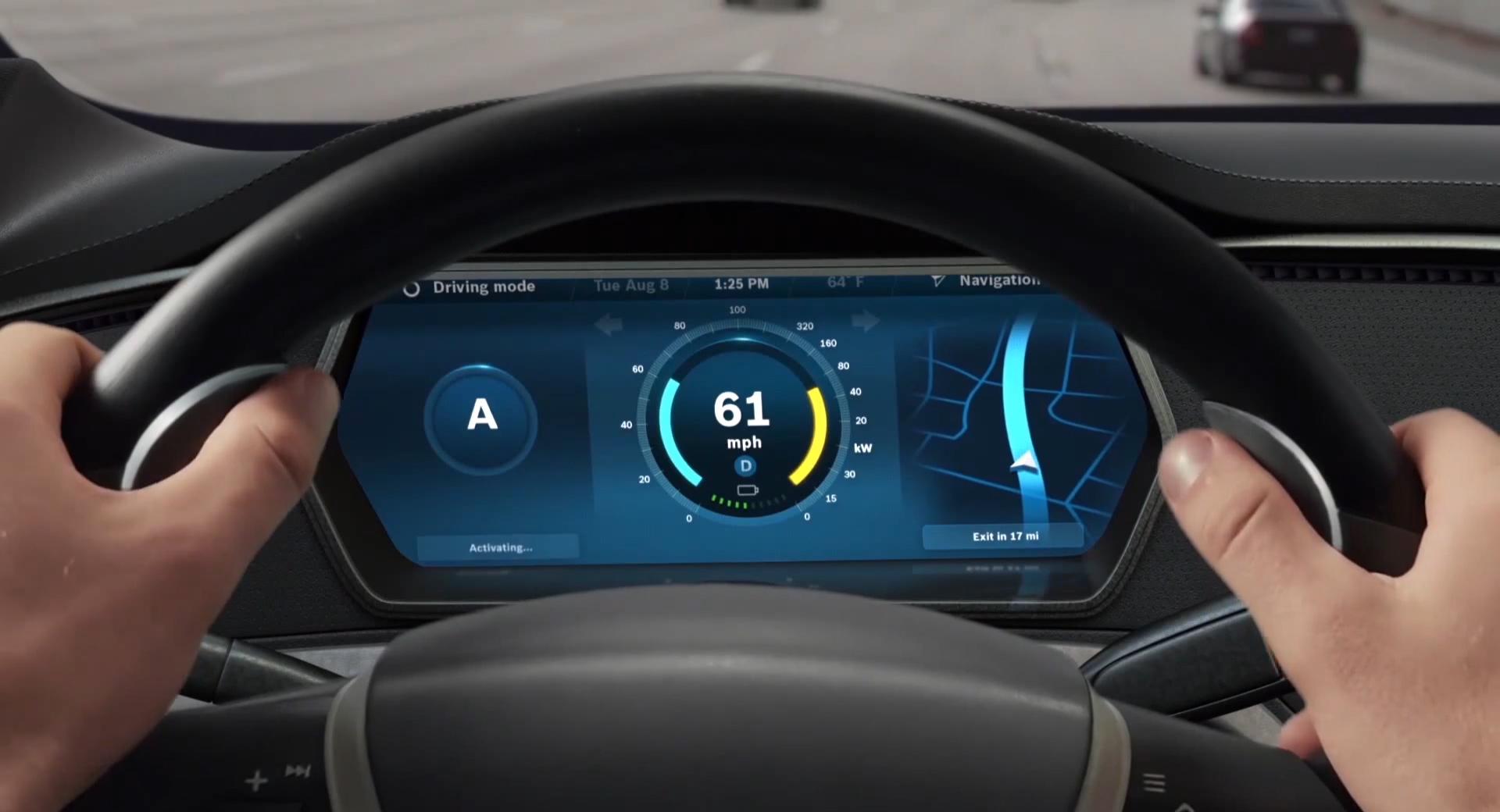 Gizmodo – Bosch Automated Car Vision